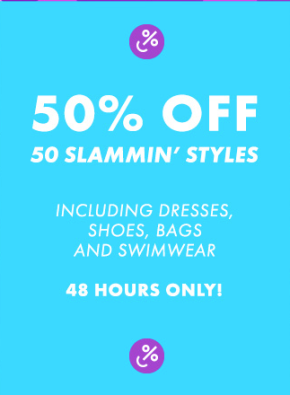 50% off Sale At Asos! *48 Hour Sale*