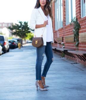 Jeans X Blazers