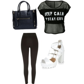 Edgy Chic! (Outfit Inspiration under$150)