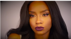 Fall Glam Makeup Tutorial | Dark Lips