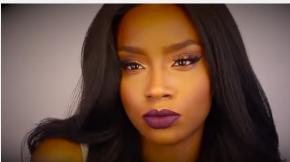 Fall Glam Makeup Tutorial | DarkLips