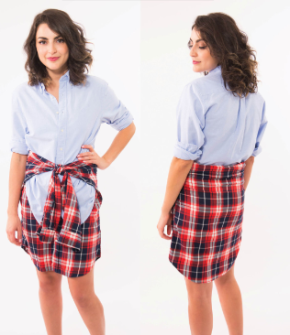 4 Impossibly Cute Dresses You Can Make Out of Your Boyfriend's Shirts